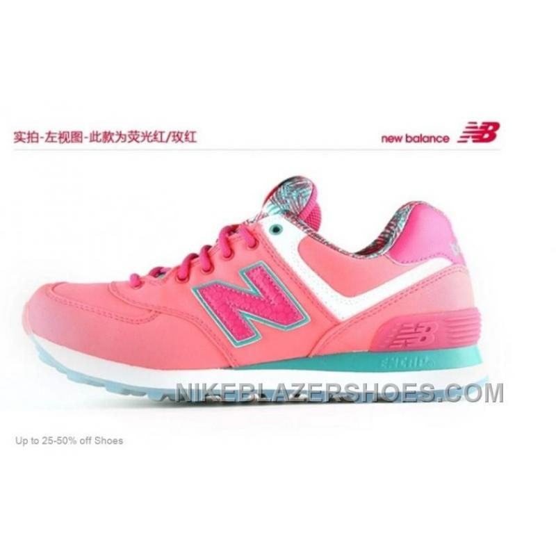 new arrival balance casual shoes 574 pink exuberant