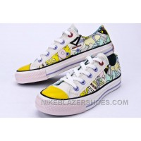 CONVERSE Comics Pattern Printed Multi Colored Silk Road S Chuck Taylor All Star Canvas Shoes Top Deals KY6cc