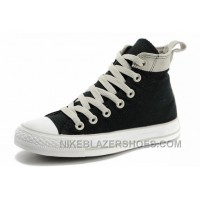 CONVERSE Chuck Taylor Black High Tops Performers Casual Style Easy Slip All Star Canvas Suede Sneakers For Sale JZKbW