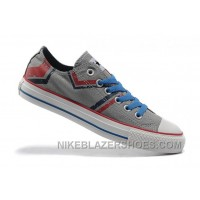 Grey CONVERSE Tops Graffiti Printed All Star Canvas Authentic 2zk44