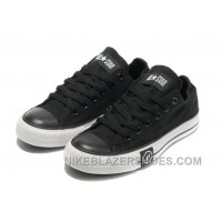 Black CONVERSE Lightning Chuck Taylor All Star Tops Canvas Shoes Free Shipping EyjfK