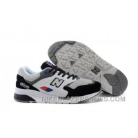 Hot New Balance 1600 Men Black White