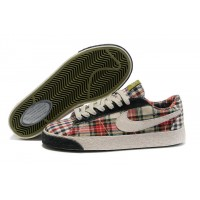 Women Nike Blazer Low Tartan Plaid Pack