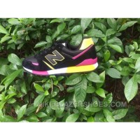 Balance 446 Women Black New Arrival 211796