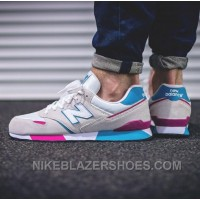 Balance 446 Women Light Grey Blue New Arrival
