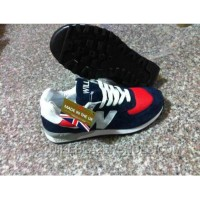 Discount New Balance 576 Women Blue Red