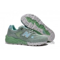 Balance 580 Women Light Green New