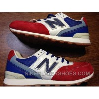 New Arrival Balance 996 Women Red Blue 212609