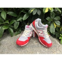 New Arrival Balance 996 Women Red 212617